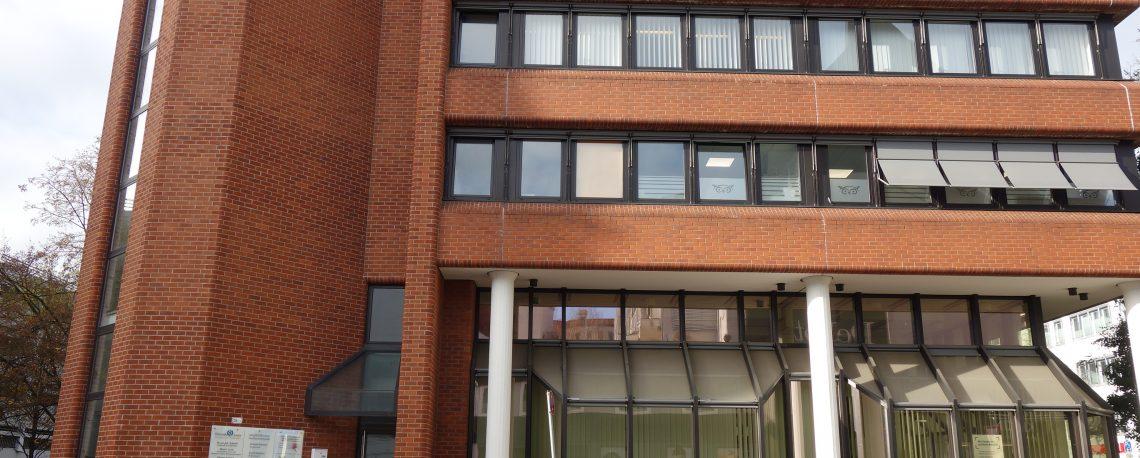 Hier ist das Osnabrücker Zentrum untergebracht